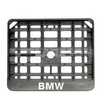 Ramka do tablicy rejestracyjnej z nadrukiem BMW