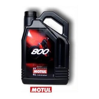 Olej do mieszanki 2T MOTUL 800 OFF-ROAD 4L