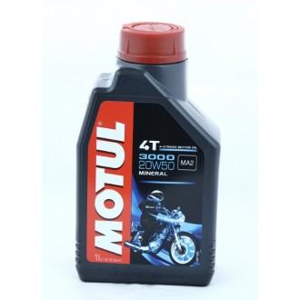 Olej silnikowy MOTUL 3000 20W50 mineralny 1L