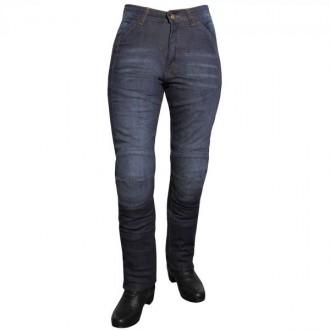 Spodnie damskie 26 Jeans Kevlar Roleff RO185 blue