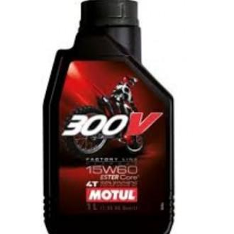 Olej silnikowy MOTUL 300V 15W60 OFF ROAD 1L