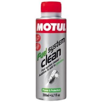 Motul uszlachetniacz czyszczący do benzyny 200ml
