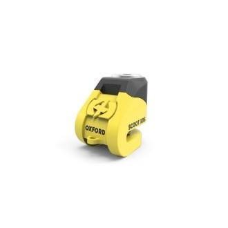 Blokada tarczy hamulcowej XD5 Oxford 5mm żółta