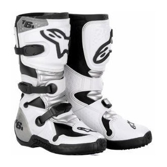 Buty Off-Road 40,5 Alpinestars Tech 6S White Silve
