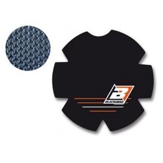 Osłona okleina pokrywy sprzęgła KTM EXC 125 08-15