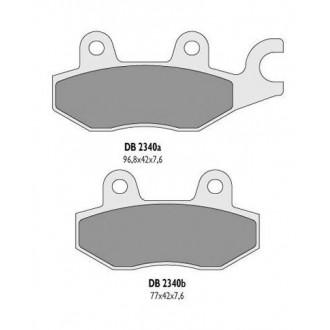Klocki hamulcowe KH165 Delta DB2340 QD-D