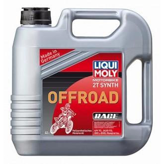 Olej do mieszanki 2T Liqui Moly Synth OFFROAD 4L