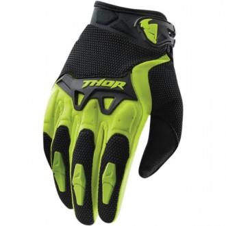 Rękawice XL Thor Spectrum S15 zielone