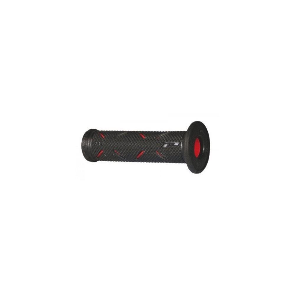 Manetki Progrip Road  (22+25mm) 122mm black/red