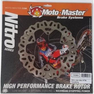 Tarcza hamulcowa tył Moto-Master Nitro 220mm