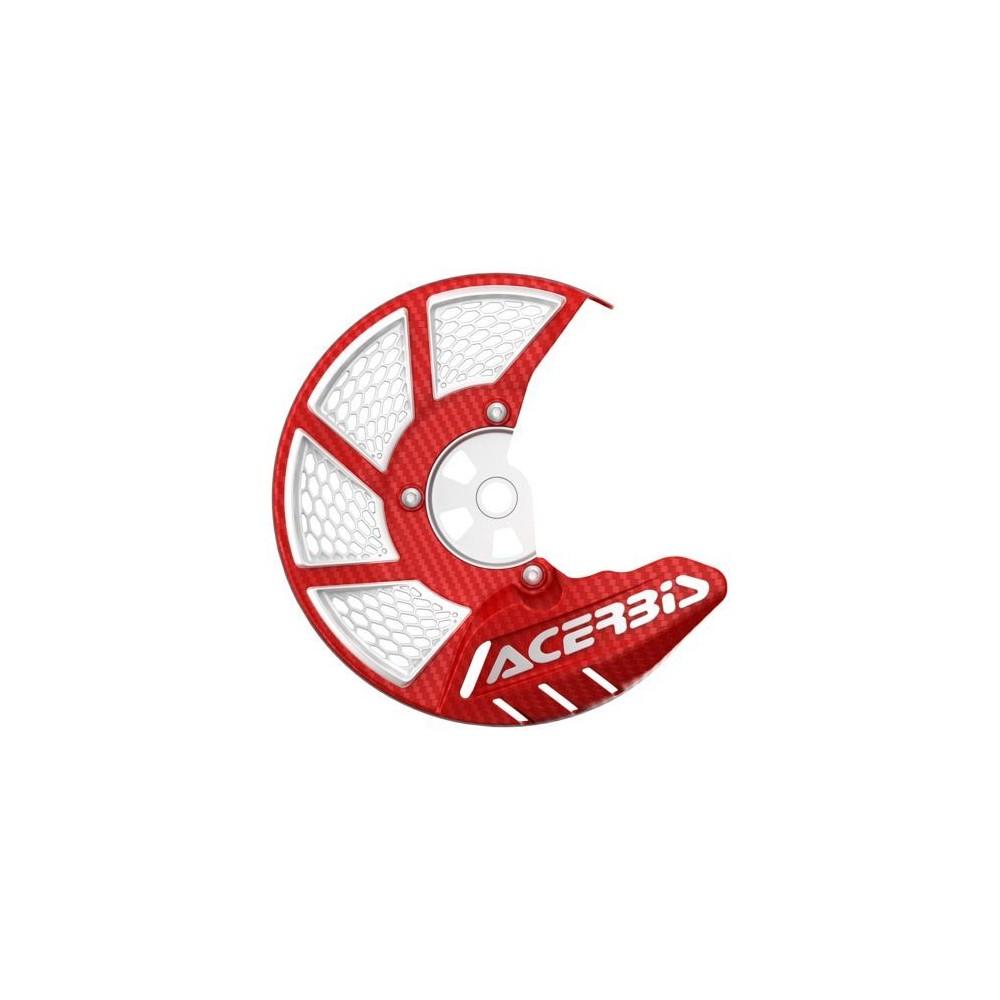 Osłona tarczy hamulcowej X-Brake 2.0 ACERBIS czerw