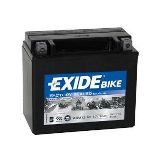 Akumulator bezobsługowy YTX12-BS EXIDE AGM