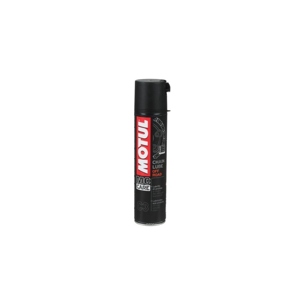 Smar do łańcucha SPRAY MOTUL C3 OFF ROAD 400ml