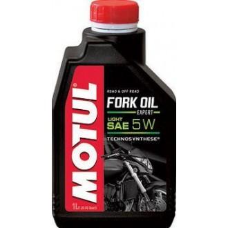 Olej do zawieszenia MOTUL FORK OIL EXPERT 5W 1L