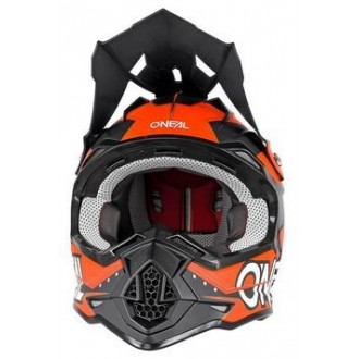 Kask XL orange Slingshot Oneal Seria 2