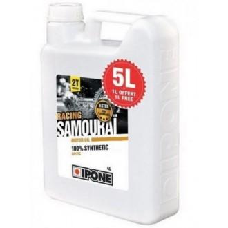 Olej do miesznki Ipone Samourai Racing 2T 5l