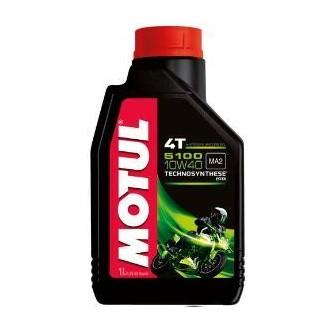 Olej silnikowy MOTUL 5100 10w40 1L półsyntetyk