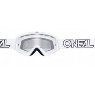 Gogle Oneal B-Zero white