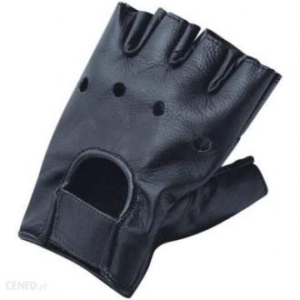 Rękawiczki skórzane bez palców IXON roz M