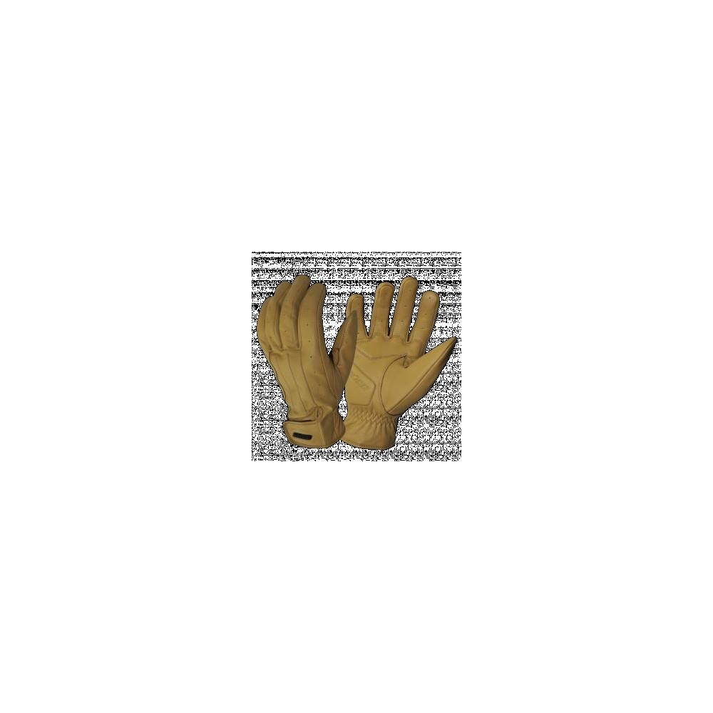 Rękawice XL 10 Buse brązowe