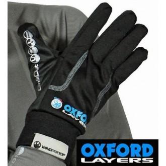 Rękawice S Oxford termiczne Windproof LA400