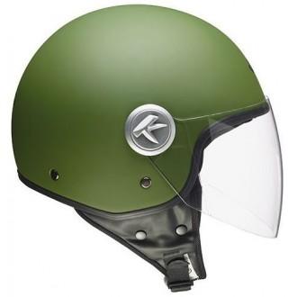 Kask S otwarty Kappa KV-20 Rio Military Green