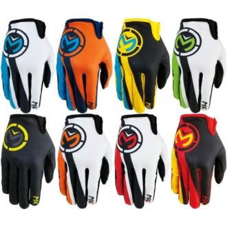 Rękawice 3XL MooseRacing MX2 pomarańczowo/niebiesk