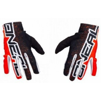 Rękawice Oneal Matrix E2 black/red