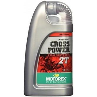Olej do mieszanki 2T Motorex Cross Power 1L
