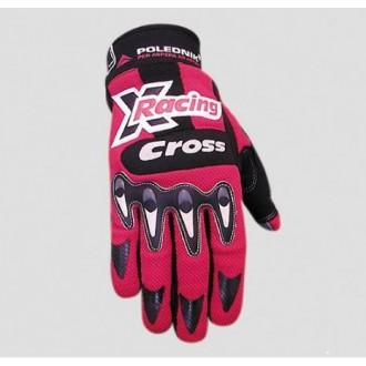 Rękawice 4 dziecięce cross POLEDNIK X-Racing