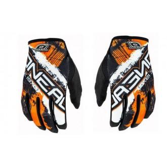 Rękawice Oneal Jump Shoker black/orange