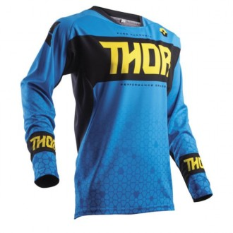 Koszulka M Thor Fuse S18 Bion Blue