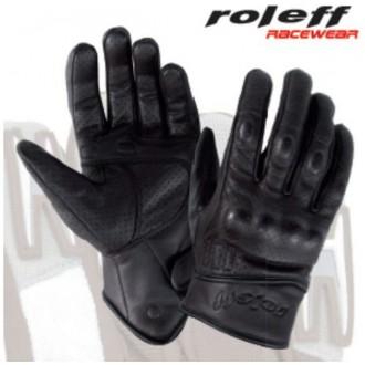 ROLEFF rękawice skóra krótkie RO71