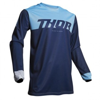 Koszulka XL Thor Pulse S19 Factor Navy