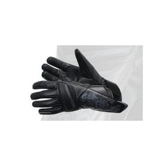 ROLEFF rękawice skórzane damskie RO79 czarny S