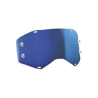 Szybka Scott Prospect electric blue chrome