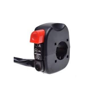 Przełącznik włącznik wyłącznik rozrusznika czarny