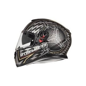Kask Intergralny MT Thunder SV Isle Of Man