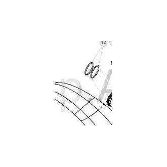 Pierścień uszczelniający dyfuzora BETA RR 2T 13-19
