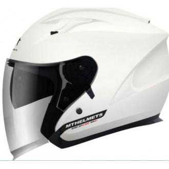Kask S MT Avenue SV otwarty gloss peral white