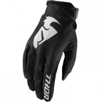 Rękawice XL Thor S8 SECTOR black