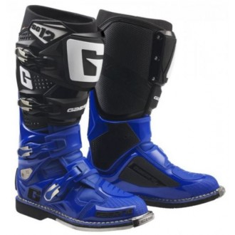 Gaerne Buty Cross Blue/Black niebiesko/czarne