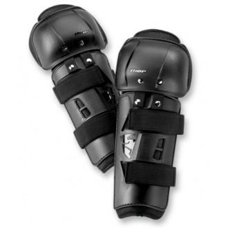Ochraniacze kolan Thor Sector Youth Czarne