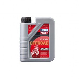 Olej 2T Syntetyk Liqui Moly OFFROAD 1L