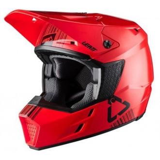 Kask LEATT (2020/2021) GPX3.5 v20.2 XL czerwony