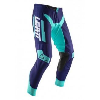 Spodnie LEATT (2020/2021) GPX 4.5 XXL mięta/nieb