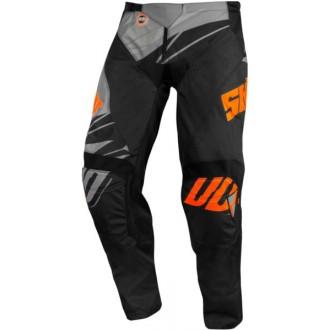 Spodnie SHOT VENTURY (2020) 30 czarny/pomarańczowy
