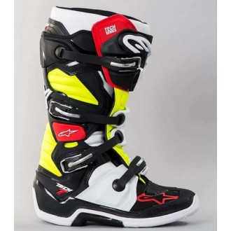 Buty OFF ROAD ALPINESTARS TECH 7 blk/red/yellow 10
