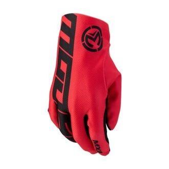 Rękawice M MOOSE RACING MX2 czerwone