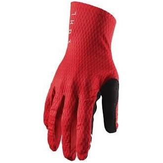 Rękawice L THOR AGILE S20 czerwone